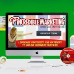 Pincredible Marketing eCourse Review : Outstanding Effortless Step-By-Step Pinterest Training System that Discovering How We Doubled Our Targeted Visitors To Our Site Using Pinterest With These Strategies And Safely Skyrocket Your Business Online Presence In Shortest Time Ever – By Lisa Devereaux.