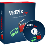 VidPix App Software By Ezzaky Review : Outstanding Engage People Like Never Before, 1-Click Software Lets You Put Buy Buttons, Opt-In Forms, Videos & More Right on Top Of Images – Resulting in a 300% increase in revenue!