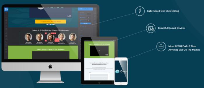 IGloo App Software By Josh Ratta