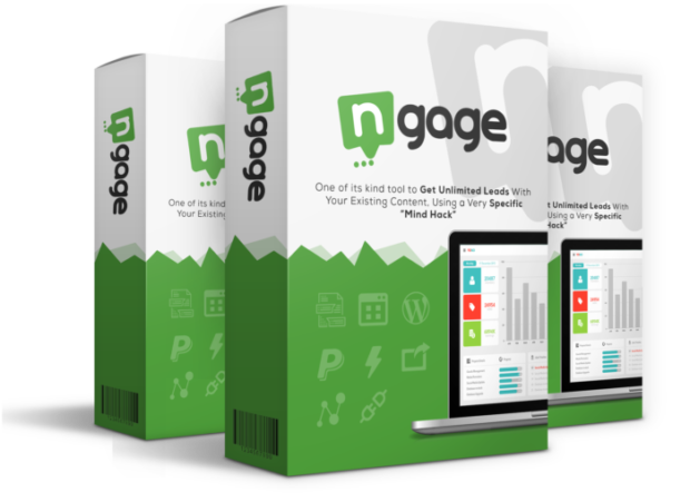 Ngage App Software By Anwesh Rath