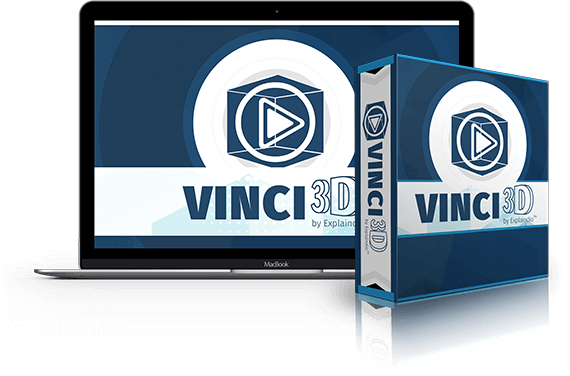 Vinci3D Video App Software By Andrew Darius