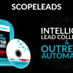 ScopeLeads App Software By Todd Spears Review : Outstanding Intelligent Lead Collection & Outreach Automation, Like Having A Fulltime Employee Constantly Finding & Closing The Perfect Lead, Collect, Connect & Convince The Hottest Prospects To Work With You In The Click Of Your Mouse