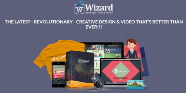 Wizard Design Templates Pro Download Jvzoo Research