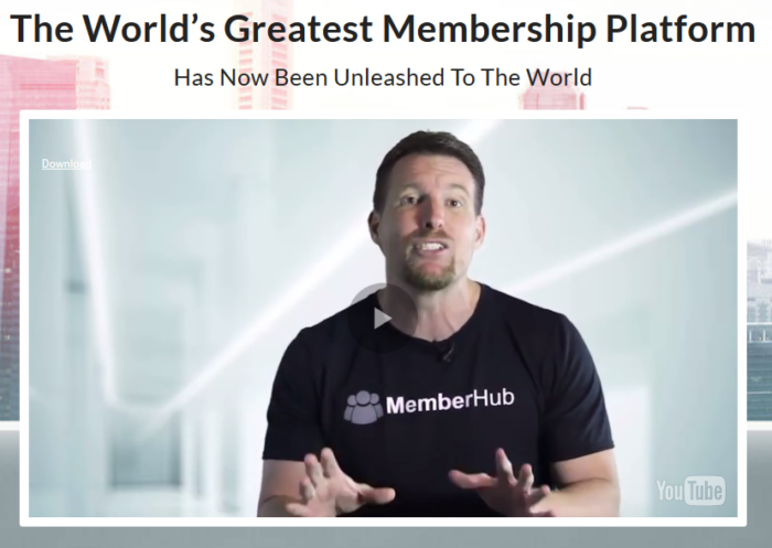 MemberHub Membership Platform Plugin Software By Chad Nicely