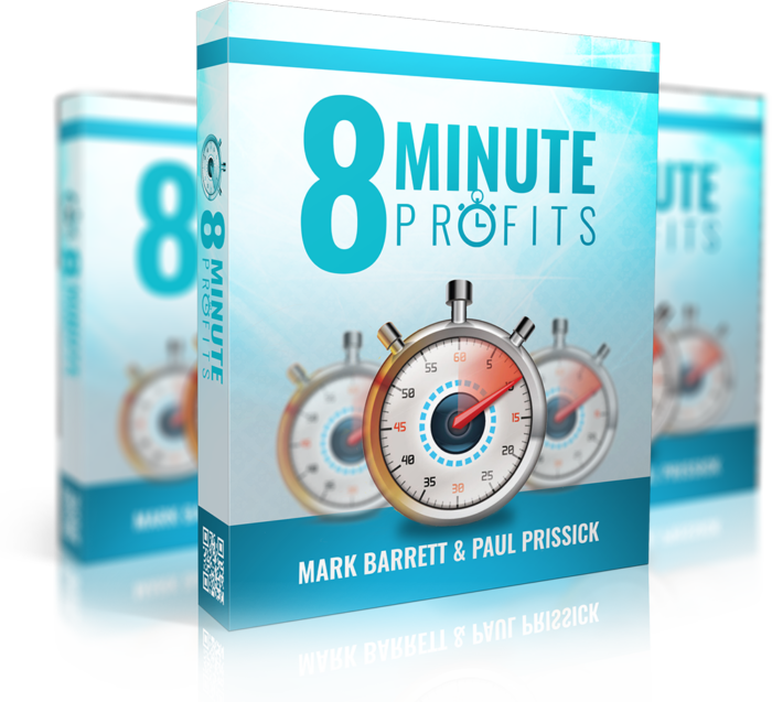 8 Minute Profits By Mark Barrett