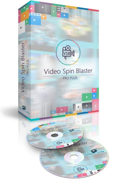 Video Spin Blaster Pro + 2.0 App Software By Vlad M