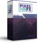 Pixel Studio FX 2.0 Software By Jimmy Kim Review : The Most Powerful & Easiest eCover Creator To Instantly Create Professional High Converting eCovers In Seconds With Easiest Drag & Drop Tool, Powered With More Features, More Templates, And Created A Platform Based On User's Suggestions And Comments