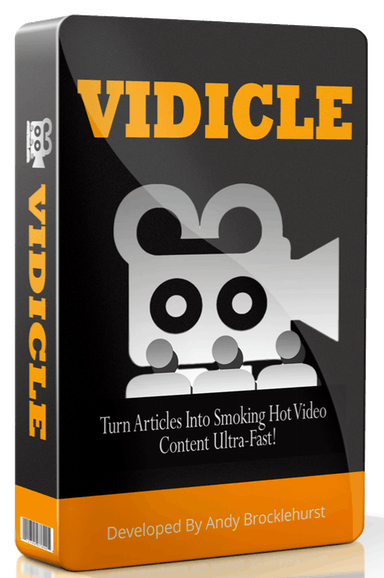 Vidicle Software By Andy Brocklehurst
