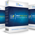 Bolt Publisher Software By Justin Burns Review : Best Content Software To Monetizing The Mobile Web, NEW Technology Lets YOU Cash In On Unlimited Mobile Traffic, Get Viral Shares And Jaw-Dropping Conversion Rates In 24 Hours Or Less. WITHOUT Paying A Penny For Ads