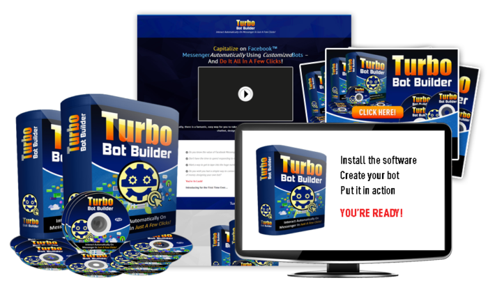 Turbo Bot Builder Software By John Delavera