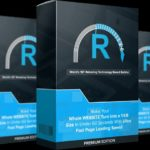 Rebake Premium Edition Website Builder Software By Jai Sharma Review – Best World's 1ST Rebaking Technology Based Website Builder, Turn Your Websites Into Ultra Fast Loading SuperSites, Most Powerful, Easiest To Use With High Converting Pages Spy Tool, Save Time & Money To Maximize Sales & Leads