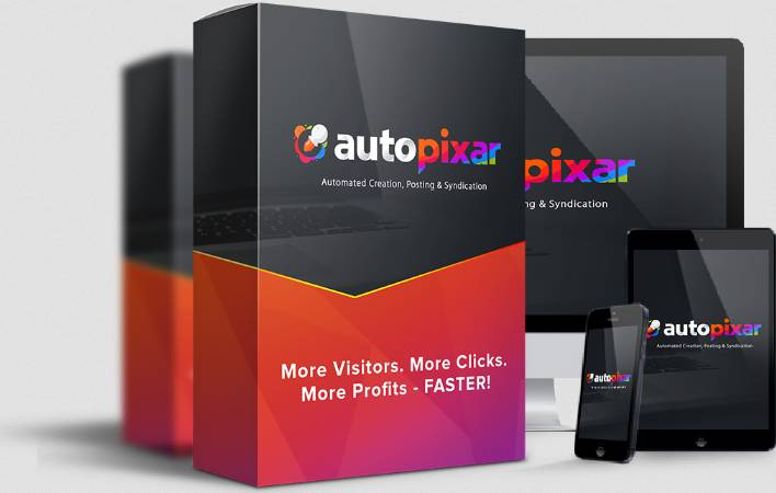 Autopixar PRO App Software By Brett Ingram