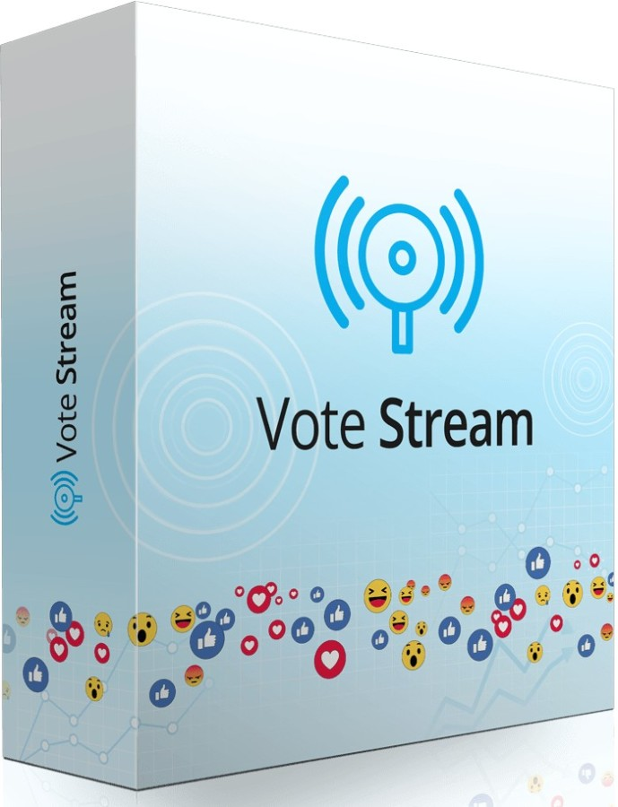 VoteStream Facebook Live Video Voting App Software By Martin Crumlish