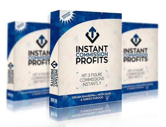 Instant Commission Profits Training Course By Mosh Bari