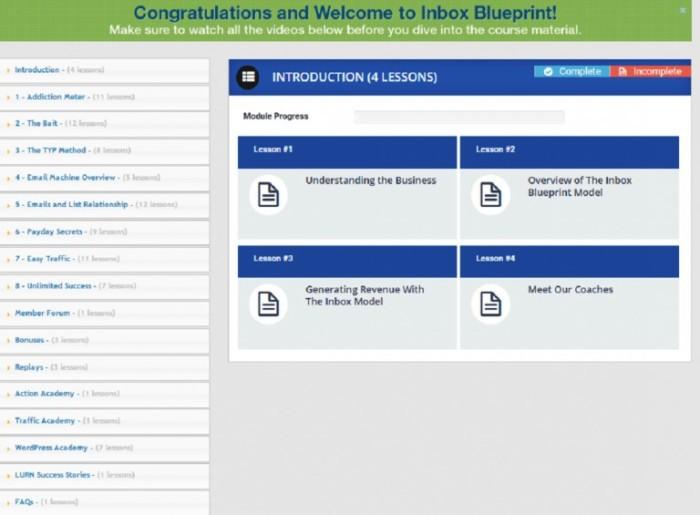 Inbox blueprint 20 webinar by anik singal review simple training inbox blueprint 20 email marketing webinar by anik singal malvernweather Images