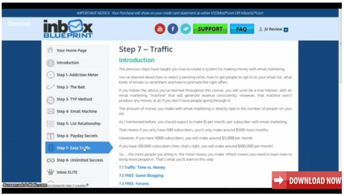 Inbox Blueprint 2.0 Webinar By Anik Singal