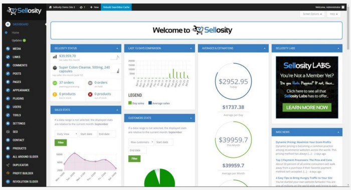Sellosity The Smart eCommerce Platform By Sean Donahoe