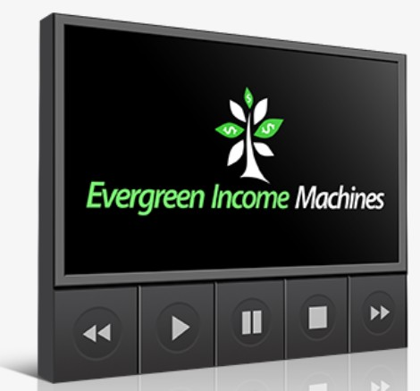 Evergreen Income Machines Software And Training Course By Declan Mc