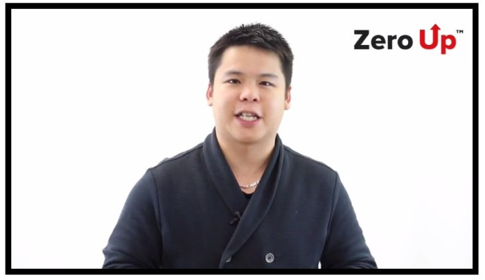 Zero Up eCommerce Automation Software And Live Workshop By Fred Lam