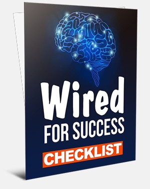 Wired For Success Done For You PLR Package By Aurelius Tjin