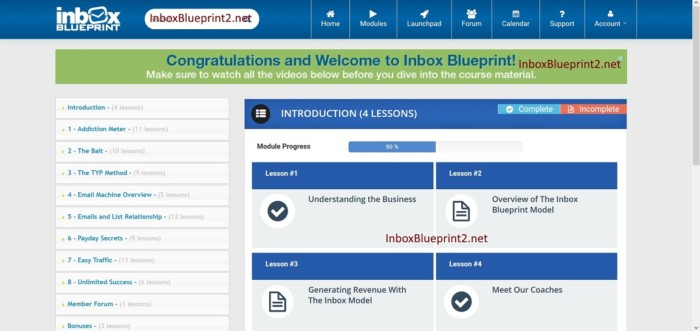 Inbox Blueprint 2.0 Email Marketing Webinar By Anik Singal
