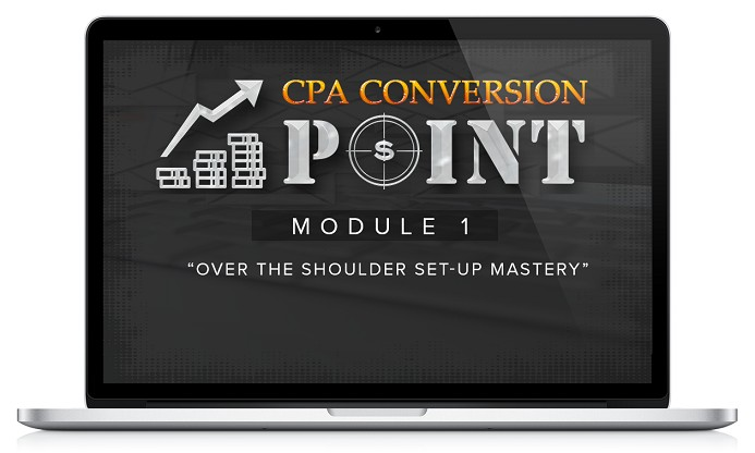 CPA Conversion Point Training Formula By Neil Moran