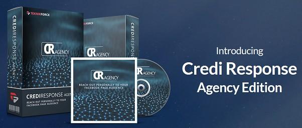Credi Respone Agency Lifetime Edition By Cyril Gupta