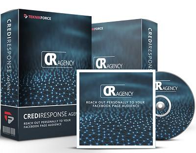 Credi Respone Agency Edition Lifetime By Cyril Gupta