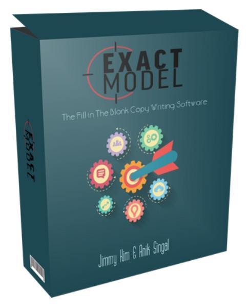 Exact Model The Fill In The Blank Copy Writing Software By Jimmy Kim