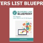 Buyers List Blueprint Method By Gaurab Borah Review – Best Exact Blueprint Steps And Strategies eBook Helped Gourab To Build A List Of Over 30k Buyers With NO Product, NO JV Connections, NO Skills And NO Big Budget, 10X More Profitable, 10X Cheaper Than Any Other Traffic Source