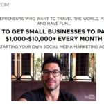 Social Media Marketing Agency Training Program by Tai Lopez Review – Best Business Plan How To Get Small Businesses To Pay You $1,000-$10,000+ Every Month By Starting Your Own Social Media Marketing Agency, It's For Entrepreneurs Who Want To Travel The World, Make Money, And Have Fun