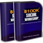 $100K Social Workshop Training Formula By Liming Wu Review – Best Generate $100K/Year With Social Traffic, It's Time For You Finally Do The Same Thing By Copying and Pasting Our 100% Legal & Ethical System
