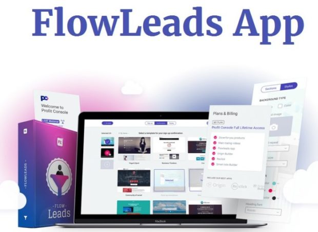 FlowLeads Mailing List Builder Software By Precious Ngwu