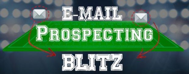 Email Prospecting Blitz Training by Nick Ponte