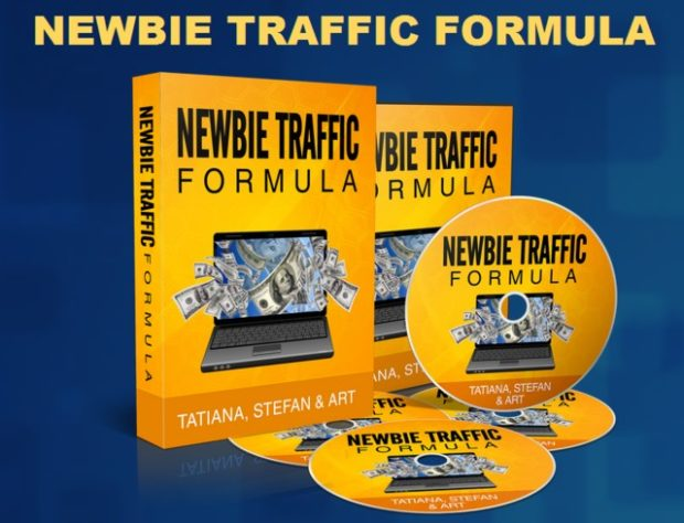 Newbie Traffic Formula Course by Art Flair