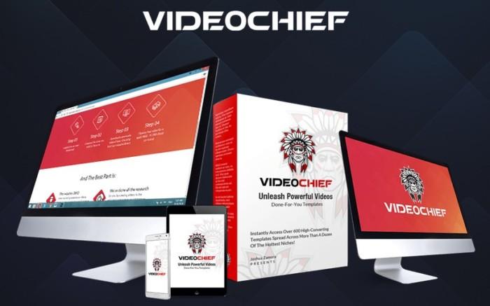 Video Chief Agency Video Marketing Templates Software By Joshua Zamora