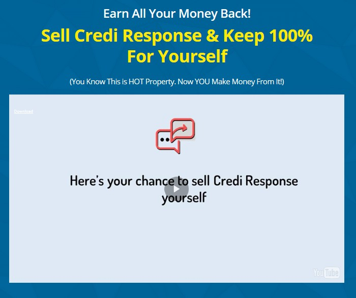 Credi Response Reseller By Cyril Gupta