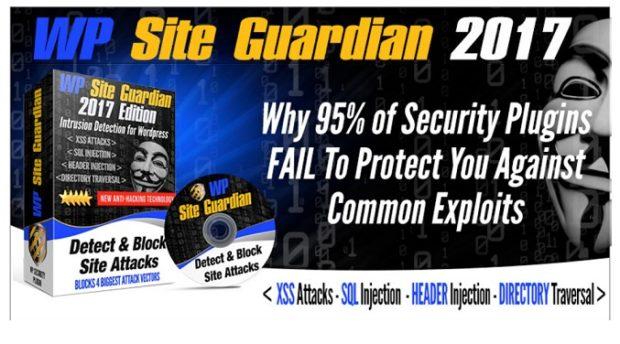 WP Site Guardian 2017 WordPress Security Plugin by Chris Hitman