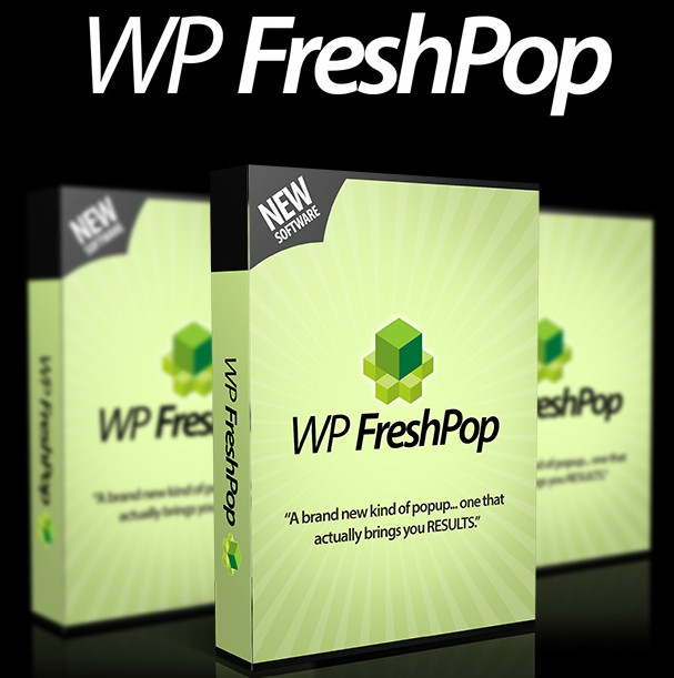 WP FreshPop Plugin Software by Declan Mc