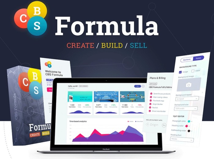 CBS Formula Training And Software by Precious Ngwu