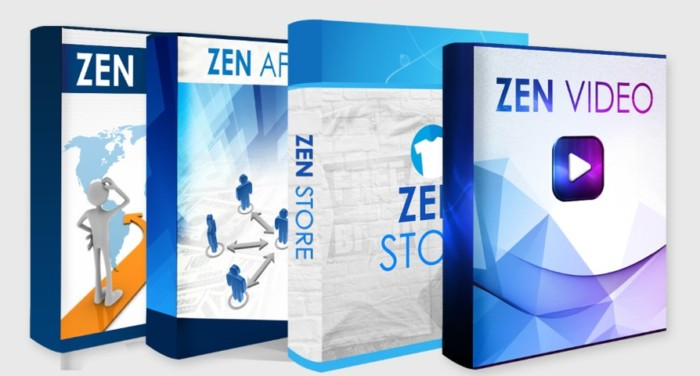 Zen Titan Package 2017 by Memeplex Limited