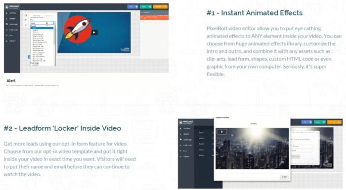 PixelBolt Video and Graphic Editing Plugin Software by Maulana Malik
