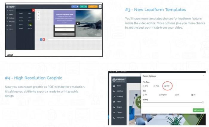 PixelBolt Plus Upgrade OTO Software by Maulana Malik