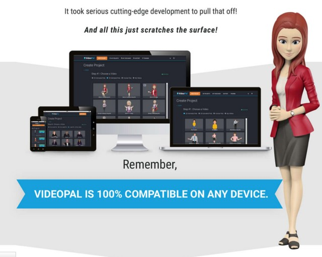 VideoPal Video Avatars Software by Paul Ponna