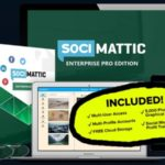Socimattic Enterprise Pro Edition Agency License by Brett Ingram Review – BestUpsell #4 of Socimattic To Grab An Extra $100,000 Risk Free Developer, Agency, Outsourcer & Virtual Assistant License Plus More Automation, 100% Fully Customizable To Your Personal Or Business Needs