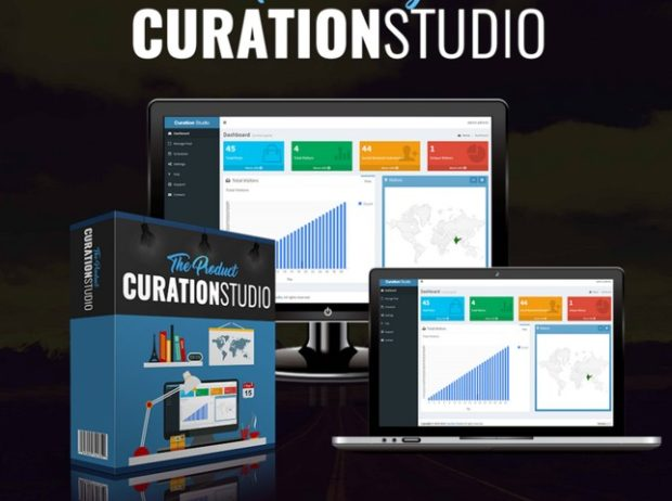 Curation Studio Content Curation Software by Emma Anderson