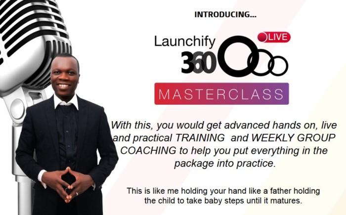 Launchify360 Live MasterClass by Ope Banwo