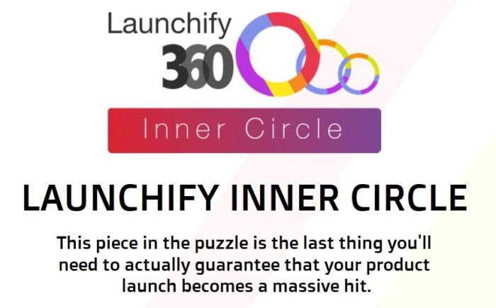 Launchify360 Inner Circle by Ope Banwo