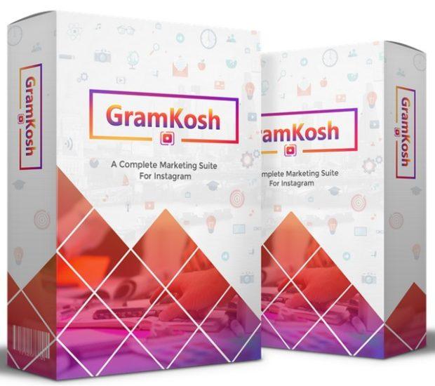 GramKosh Instagram Marketing Suite Software by Jai Sharma