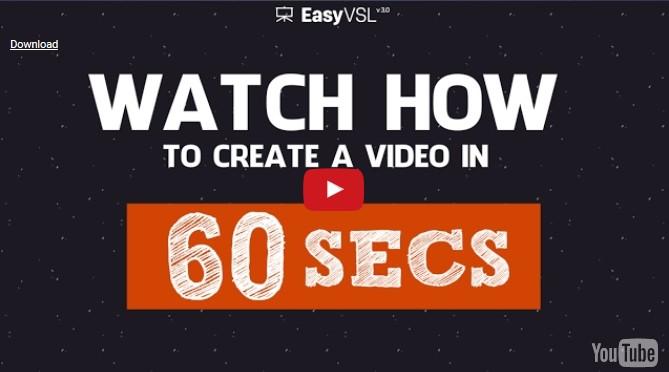 EasyVSL 3.0 Video Sales Letter Software by Mark Thompson